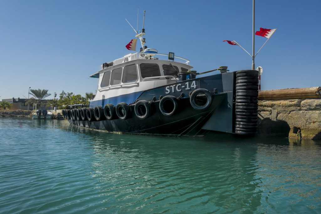 Complete Renovation of STC-14 Tug Boat