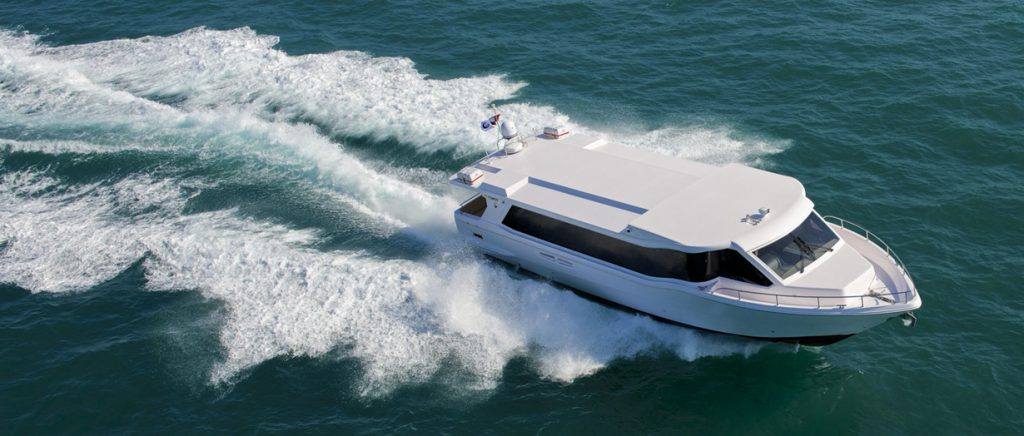 New Vessel introduced STC-10 Luxury Boat​