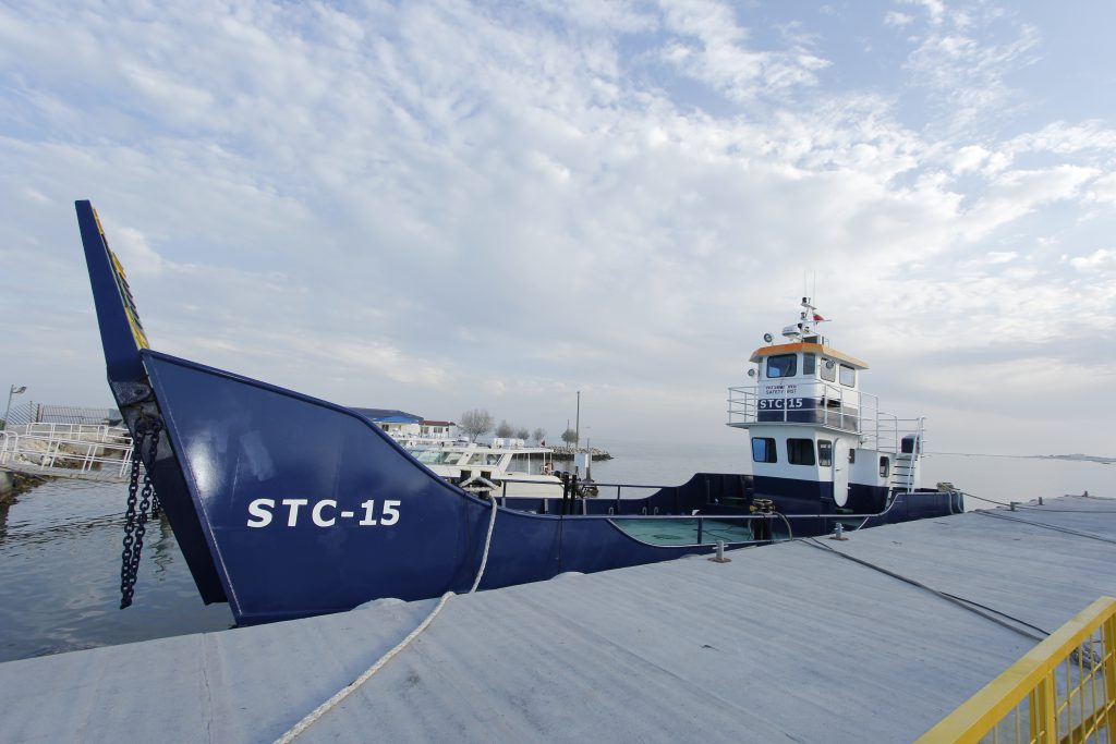Complete Renovation of STC-15 Landing Craft​