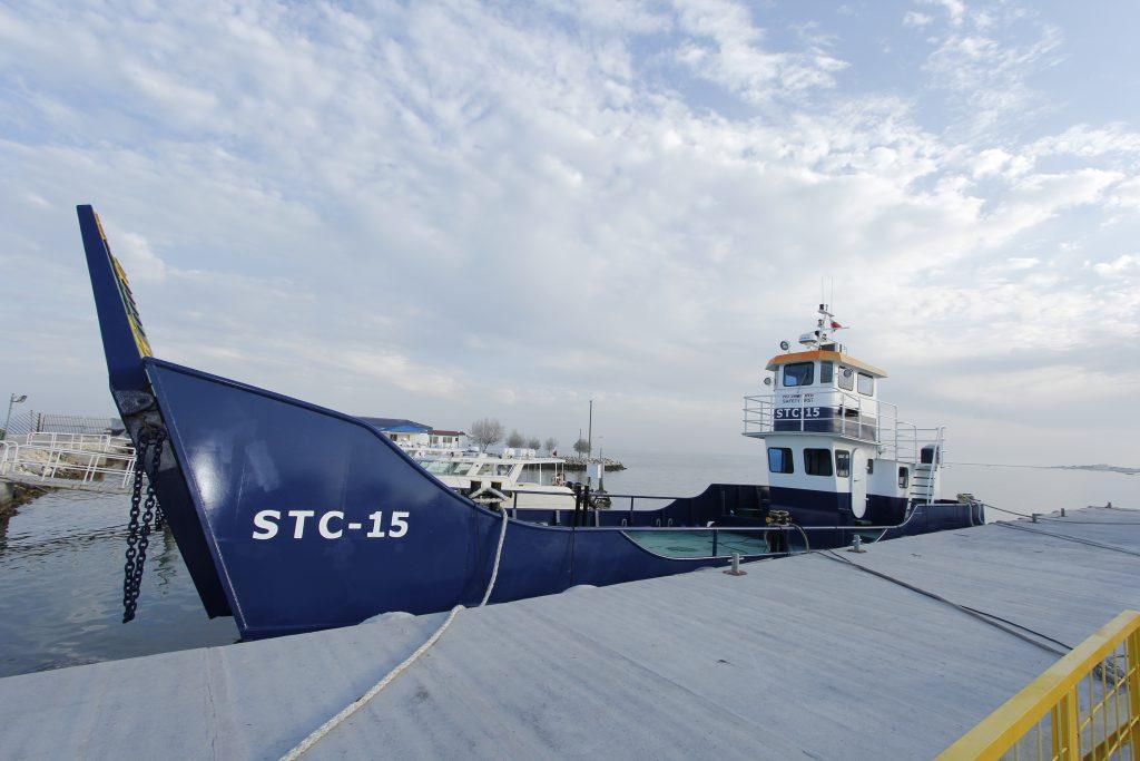 Complete Renovation of STC-15 Landing Craft